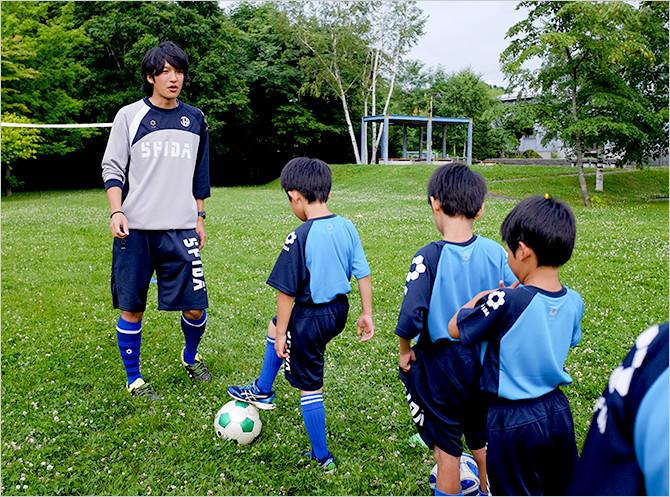 サッカースクール運営